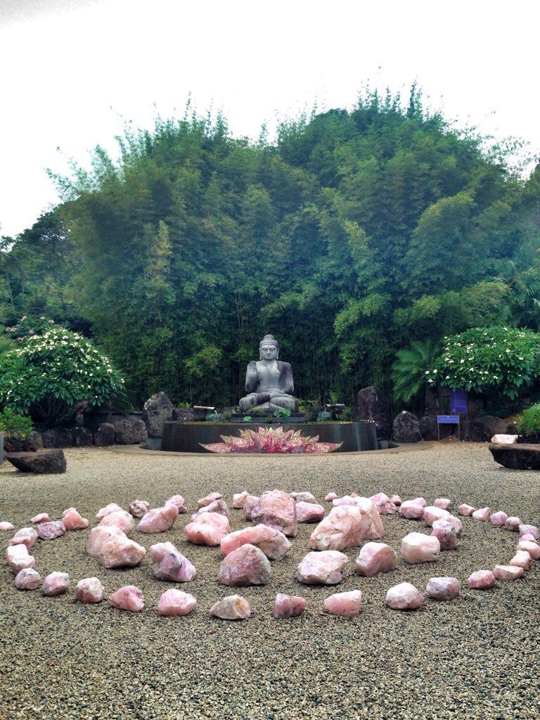 Buddha Crystal Castle